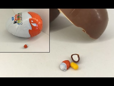 Polymer Clay Miniature - Kinder Egg
