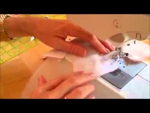 Scotty Dog sewing tutorial by Debbie Shore