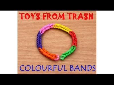 Colorful Bands | English | Rainbow Friendship Band