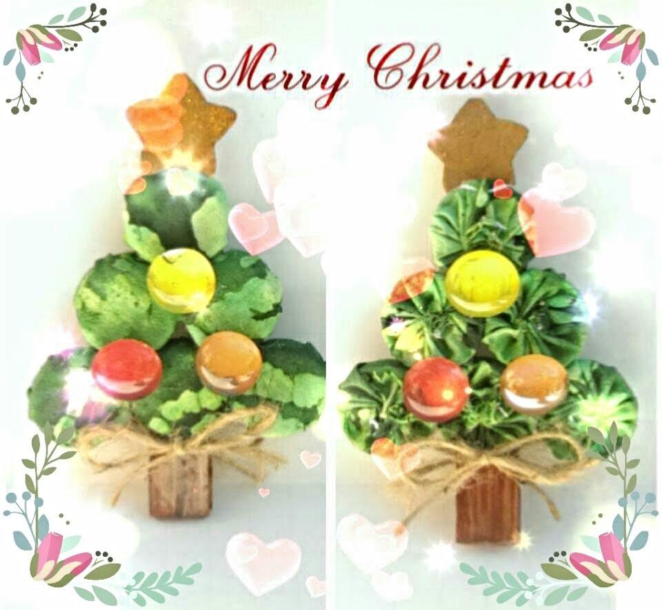 Diy :Christmas tree ornament