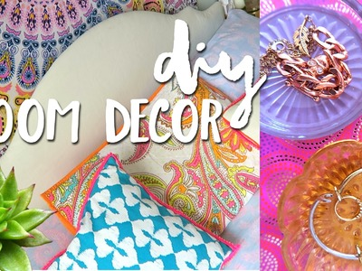 DIY Room Decor From The Thrift Store | Tumblr Inspired