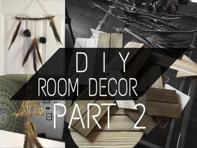 DIY ROOM DECOR   WALL ART   PART 2   ARIANA.AVA