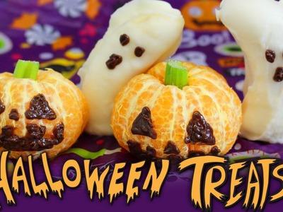 EASY DIY Halloween Treats. Last Minute Halloween Food Hacks. Tasty Delights.
