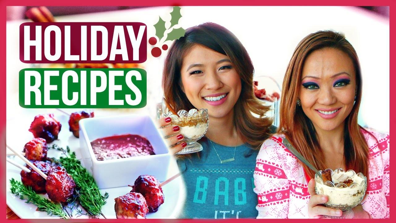 Easy DIY Holiday Party Treats + Recipes 2015!