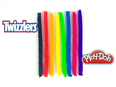Play Doh Twizzlers - Rainbow Licorice | SuishyBall bmanishap FunToyzCollector