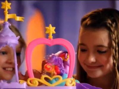 Princess Twilight Sparkles Friendship Rainbow Kingdom Playset - My Little Pony