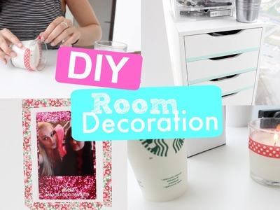 Simple DIY Spring Room Decoration