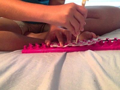 Barbie strapless bikini top instructional video. . Rainbow Loom
