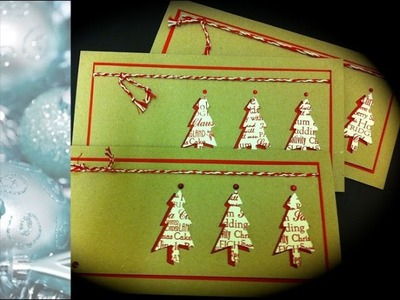 Christmas is Coming Series -  Card 1