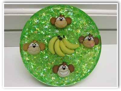 DIY Monkeys and Bananas Coaster Another Coaster Friday How To