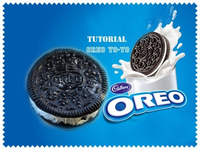 DIY Tutorial How to make OREO Yo-Yo in a few minutes