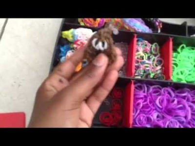 How to decorate and organise your rainbow loom box