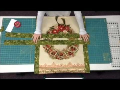 How to Properly Add Borders to a Quilt.Sewing Project