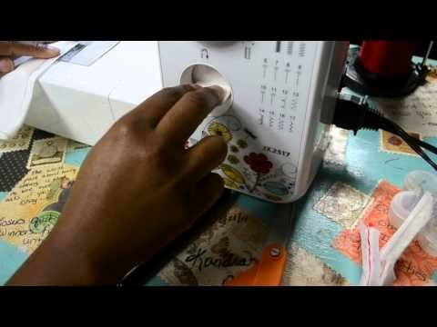 Mini Fabric Basket - Sewing Tutorial