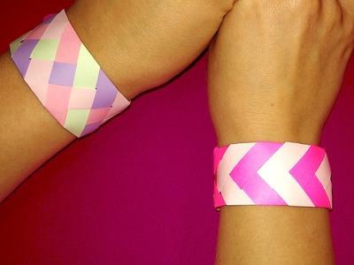 New DIY  bookmark! Easy to do! Part 2. DIY bracelet