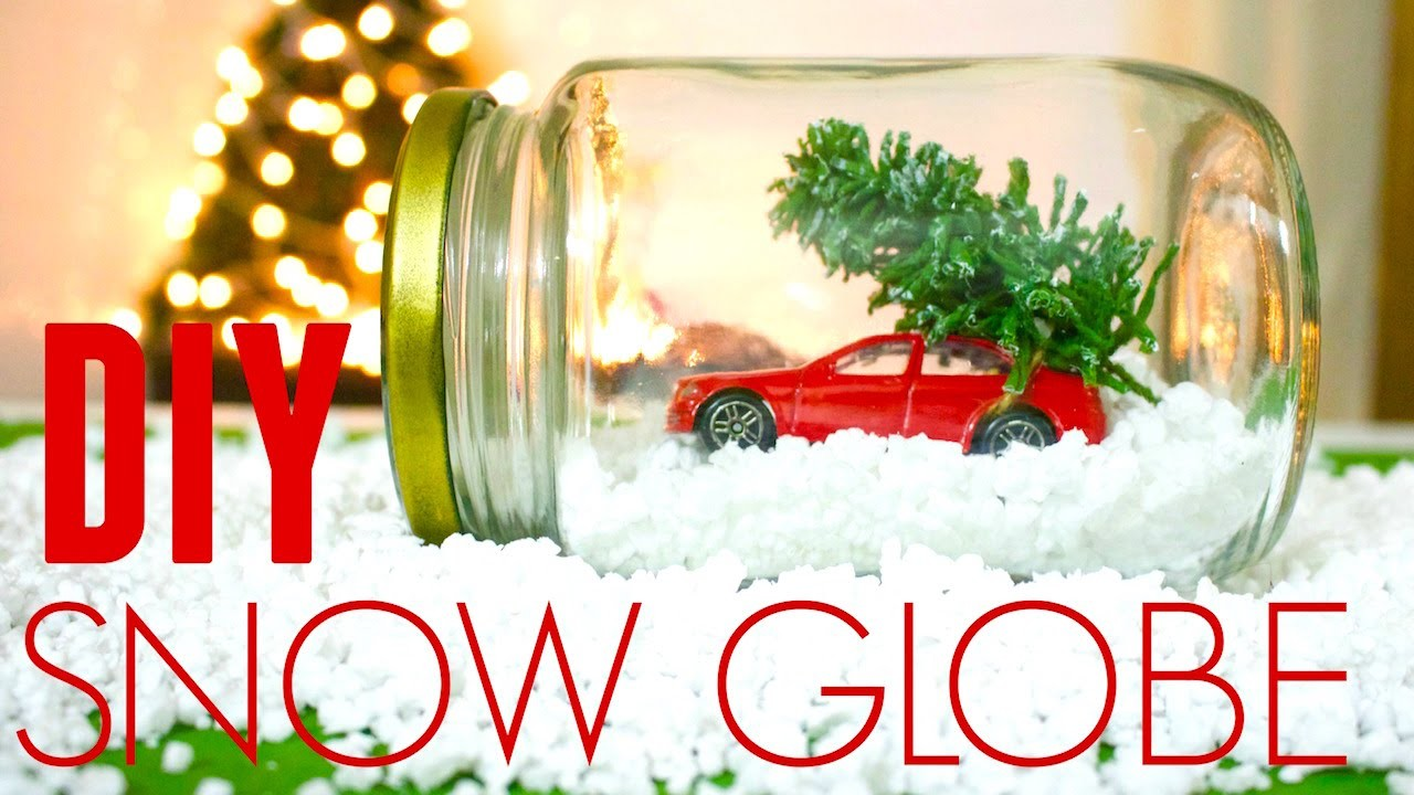 Christmas in a Jar DIY | How to Make EASY Christmas Gifts & Decorations