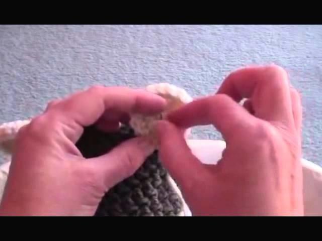 Crochet Baby Beanie with Ears   Crochet Bear Ears 2