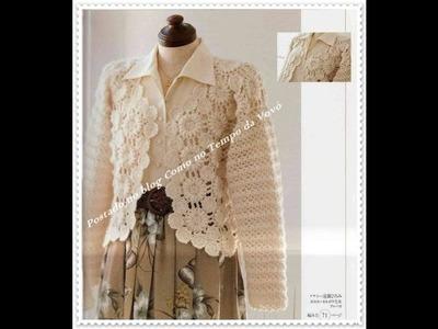 Crochet cardigan| free |crochet patterns|471