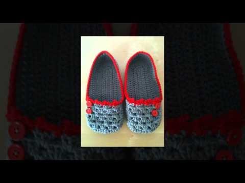 Crochet pattern for hand warmers