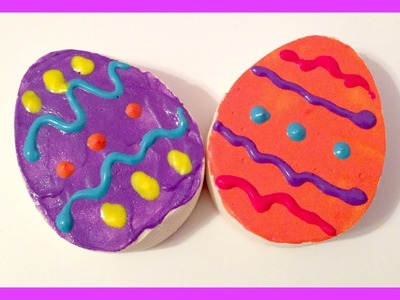 DIY Easter egg stress ball|TooYoungToBeFamous