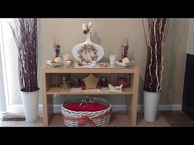 DIY | Upcycled Holiday Home Decor ~ Reveal