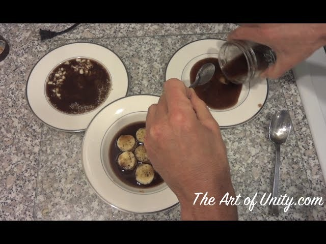 How to Easily Make a Healthy Chocolate - DIY Healthy Snacks - Part 1