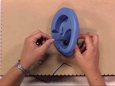 How To Use The Beadalon Knot-A-Bead Tool