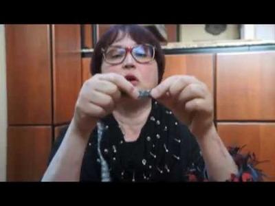 Shams' Sewing Tips: Turning a narrow tube with a bobby pin