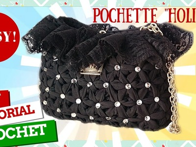 "[Tutorial uncinetto #21] Pochette ""Holiday"" 