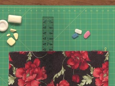 Using Soap as a Marking Pen  |  National Sewing Circle