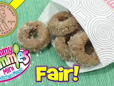 Yummy Nummies Mini Fair Donuts DIY Food Kit