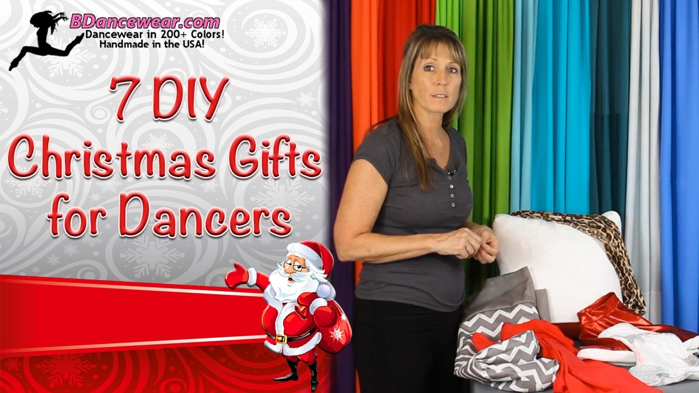 7 Diy Christmas Gifts For Dancers