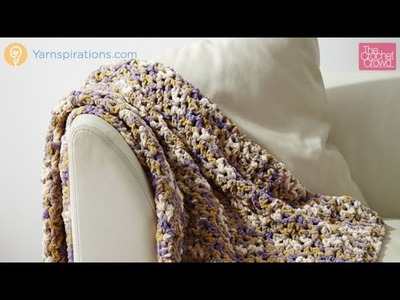 Crochet Easy Pleasie Afghan Tutorial
