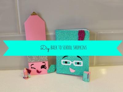 DIY Back to School Season 3 Shopkins