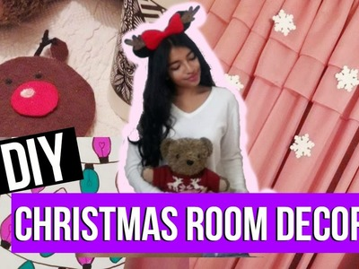 DIY: ¡Easy and Cute Christmas room decorations!