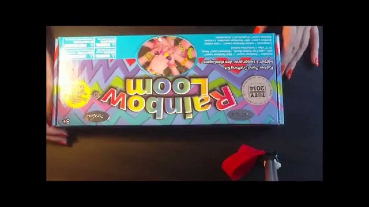 Rainbow loom vs fun loom review and where to buy in the UK