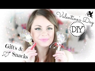 ♡ Valentine's Day DIY Gifts&Snacks + GIVEAWAY 2015 | Sue Rose ♡