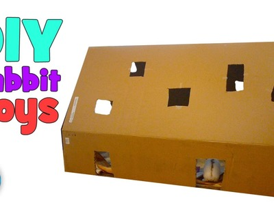 3 Easy DIY Rabbit Toys