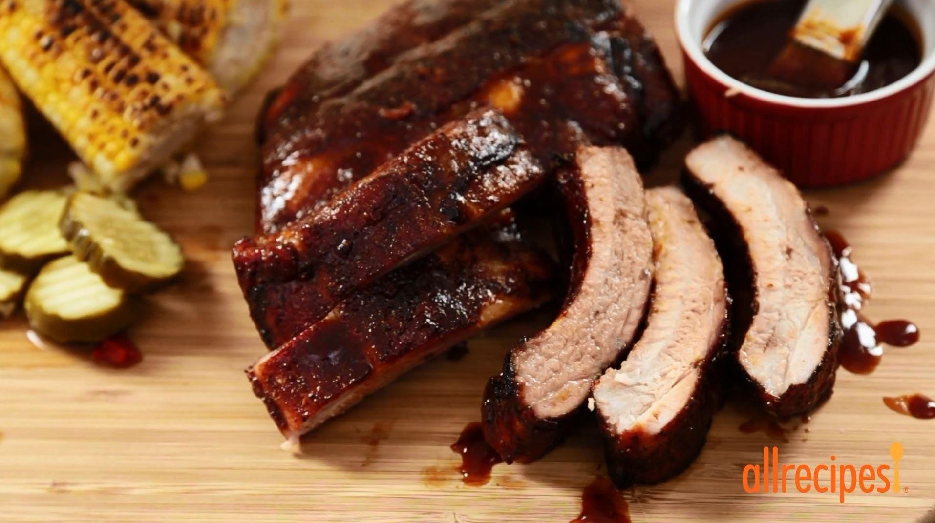 BBQ Recipes - How to Make Kansas City BBQ Ribs