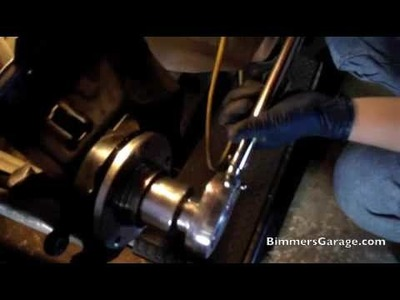 BMW Wheel Hub Bearing Replacement : DIY [ How To - Part 2 of 2 ]. 330i (E46)