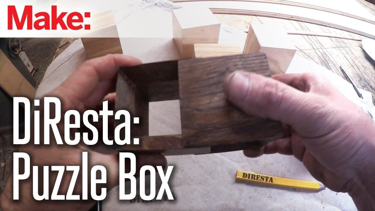 DiResta: Puzzle Box