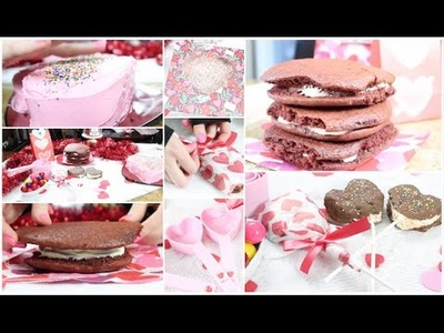Diy: Valentine's Day Treats & Gift Ideas ♡ Easy & Tasty!