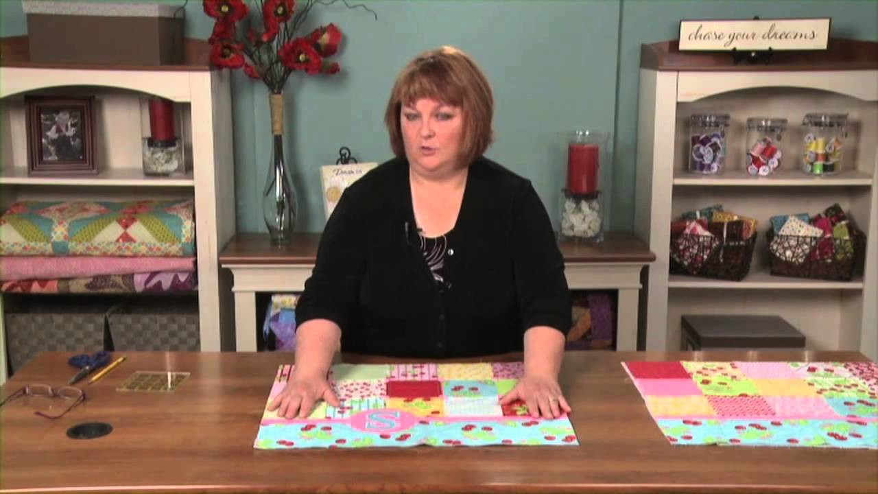 How to Make a Tote Bag Using Charm Packs  |  National Quilter's Circle