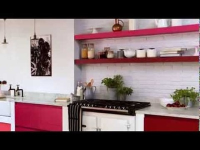 Kitchen Ideas: Create a colour moodboard with Dulux