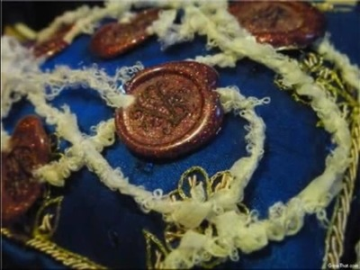 Making Wax Seals with Hot Glue : Tutorial