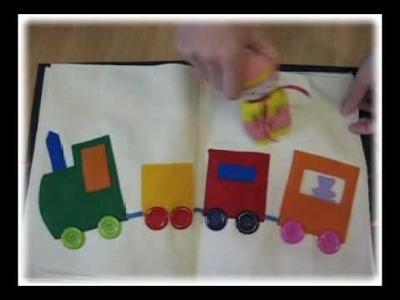 My Special Book   baby developmental toy soft book