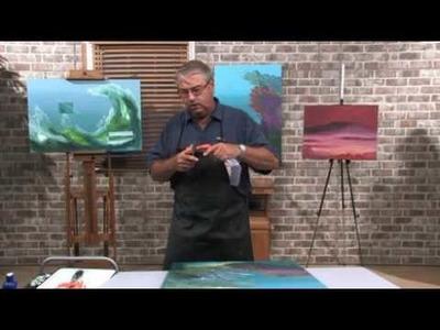 Painting Fiji Fish