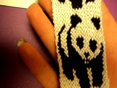 Panda friendship Bracelet :)
