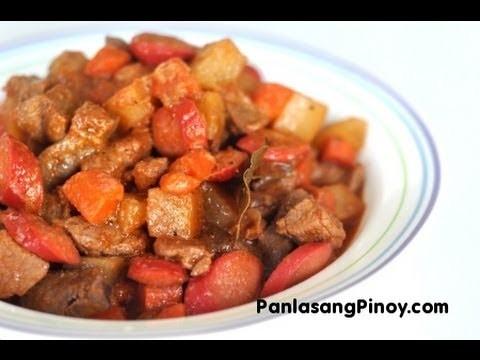 Pork Menudo Recipe