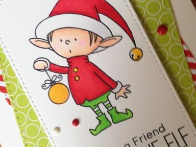 12 Days of Christmas *Day 7* MFT Santa's Elves